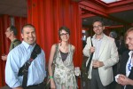 C2C's architecture team: Michael Stack, Mali Ouzts and Ryan Campbell